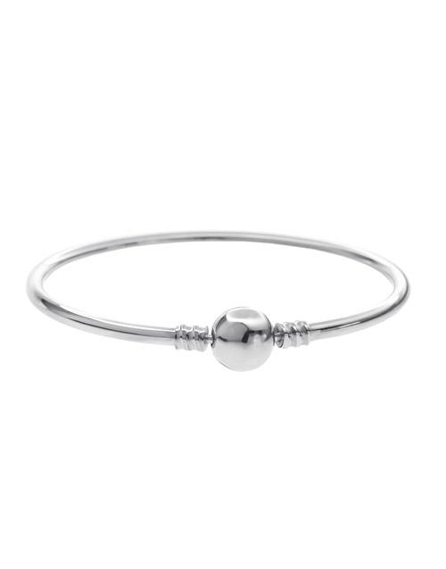 bracelets-and-bangles: Silver 925 Charm Bangle!