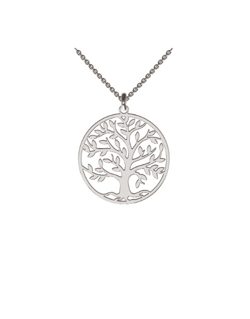 love-and-romance: Memi Silver Tree of Life Necklace!