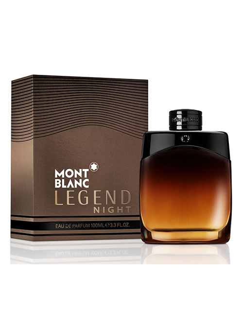 bosses-day: Mont Blanc Legend Night Pour Homme EDT 100ml!