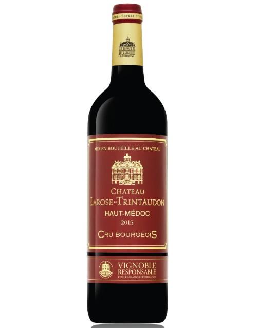 wine: CHATEAU LAROSE TRINTAUDON 375ML X1!