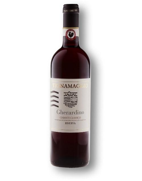 wine: VIGNAMAGGIO CHIANTI CLASSICO GHERARDINO 750ML X1!