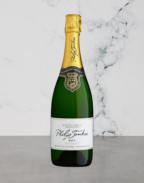 wine: WELTEVREDE PH.JONKER THE RING X1!