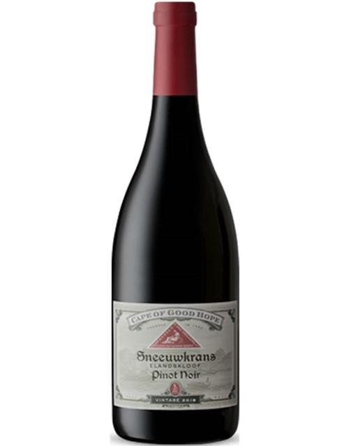 wine: CAPE OF GOOD HOPE SNEEUWKRANS PINOT NOIR 750ML X1!