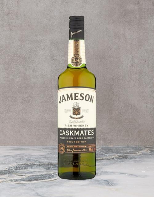 spirits: JAMESON CASKMATES IPA 750ML X1!