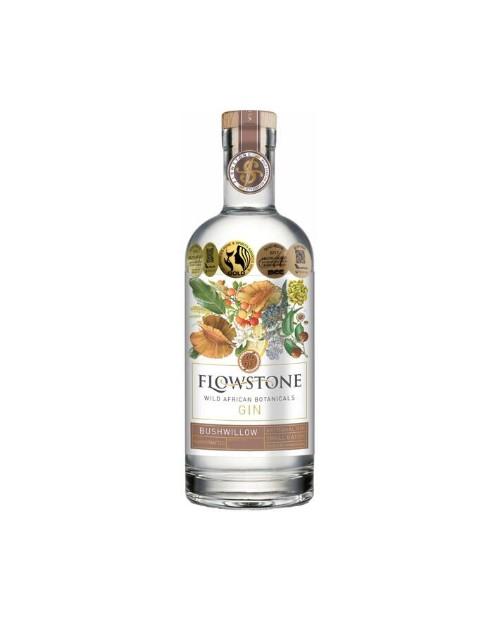 spirits: FLOWSTONE GIN BUSHWILLOW 750ML X1!