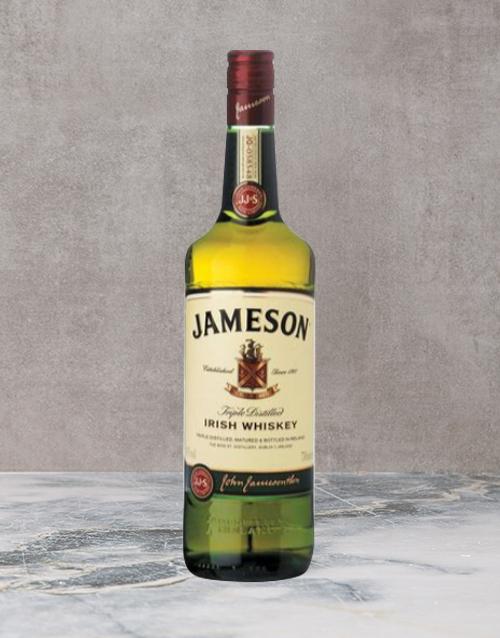 spirits: JAMESON IRISH 1L X1!