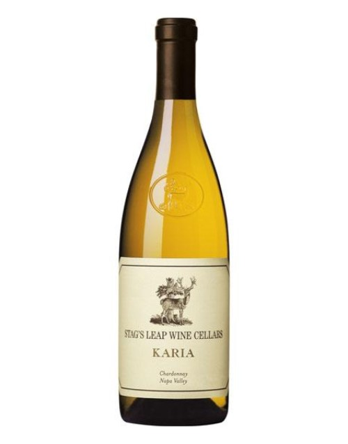 wine: STAGS LEAP KARIA CHARDONNAY 750ML X1!