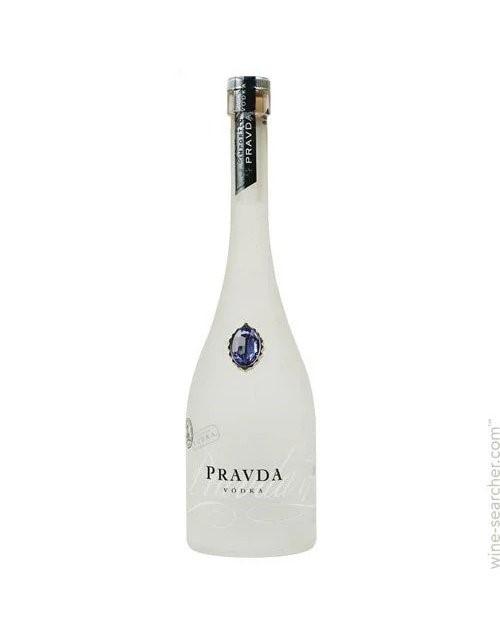 spirits: PRAVDA VODKA 50ML!