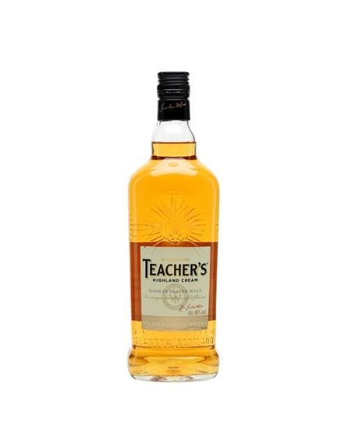 spirits: TEACHERS HIGHLAND CREAM 750ML!