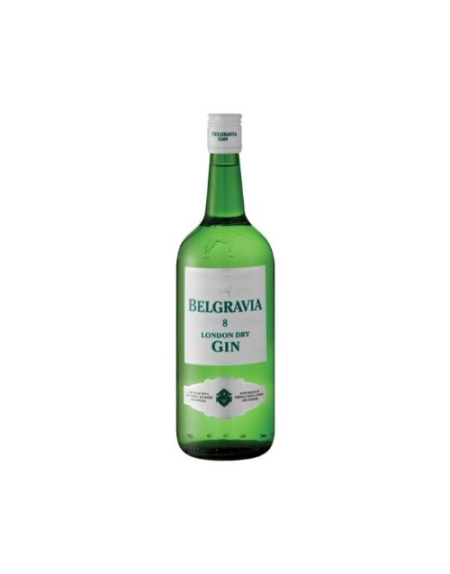 spirits: BELGRAVIA GIN 750ML!