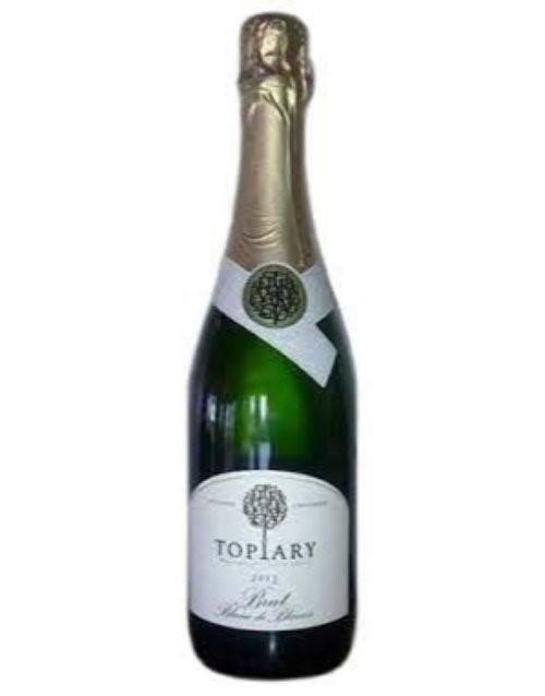 wine: TOPIARY BLANC DE BLANC BRUT 75!