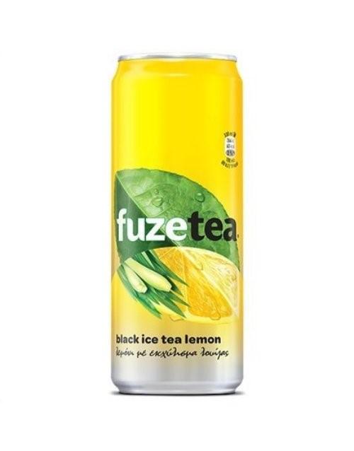 mixers: FUZE ICE TEA LEMON 330ML!