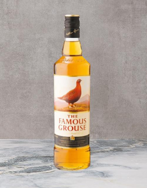 spirits: Famous Grouse Whisky 750Ml!