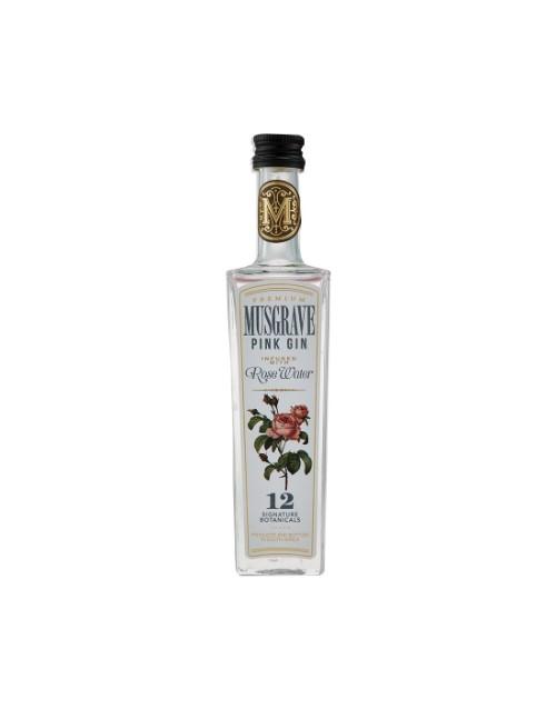 spirits: Musgrave Gin Pink 50Ml!