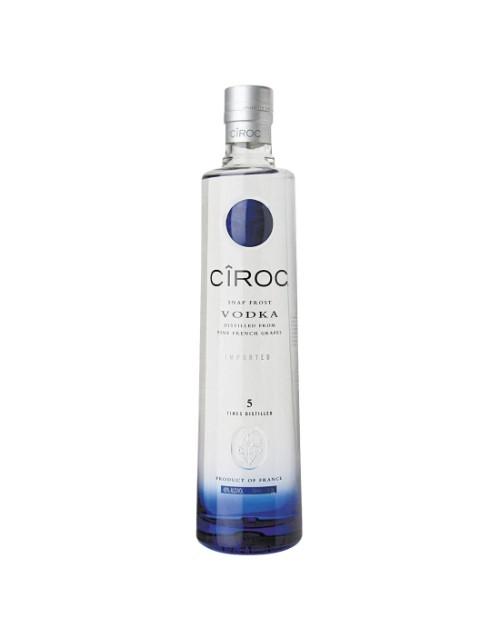 spirits: Ciroc Vodka 750Ml!