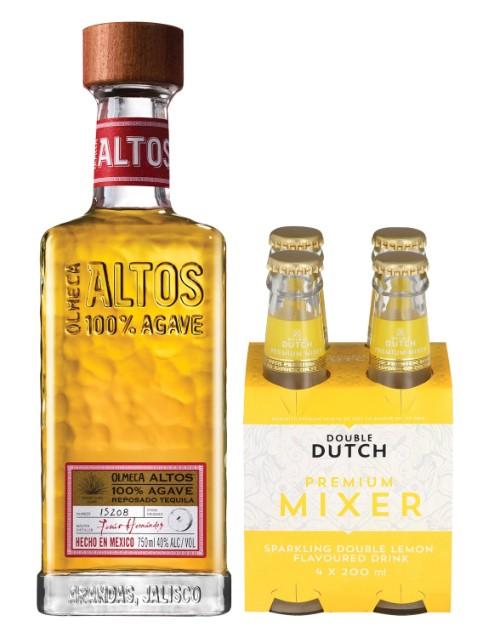spirits: Olmeca Altos Reposado 750Ml!