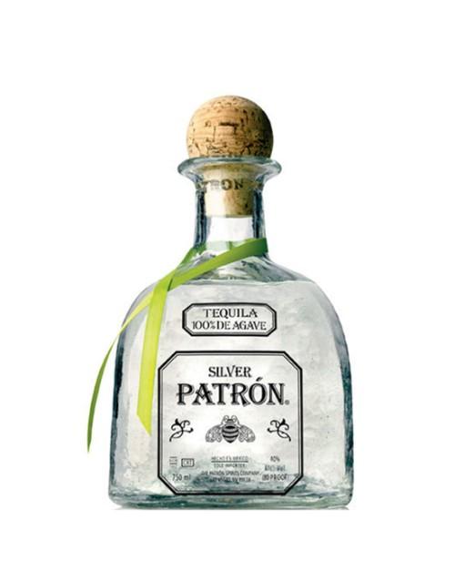 spirits: Patron Tequila Silver 750Ml!