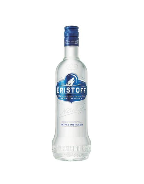 spirits: Eristoff Vodka Original 750Ml!