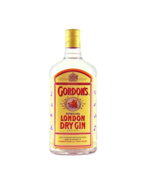 spirits: Gordons Gin 750Ml!