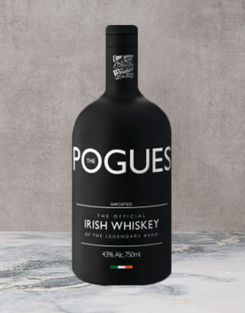 spirits: West Cork The Pogues Whiskey 750Ml!