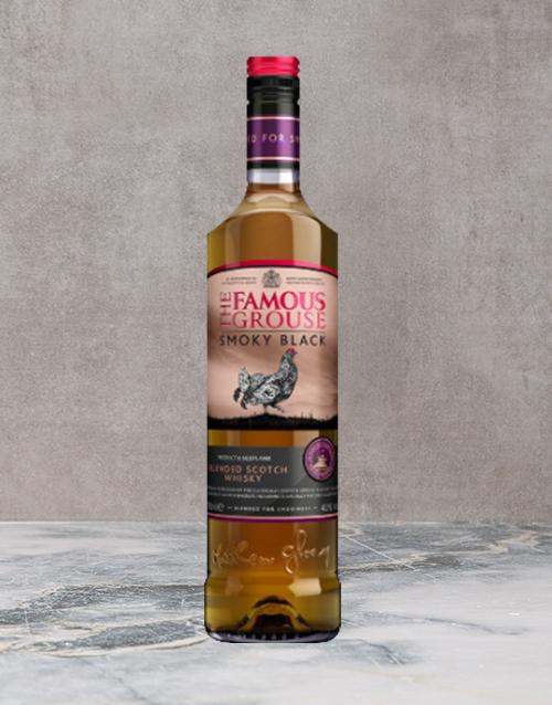 spirits: Famous Grouse Smokey Black 750Ml!