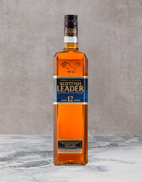 spirits: Scottish Leader 12Yo 750Ml!