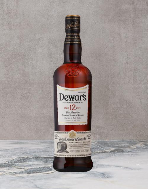 spirits: Dewars 12Yr 750Ml!