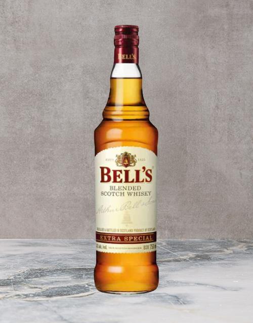 spirits: Bells Whiskey 750Ml!