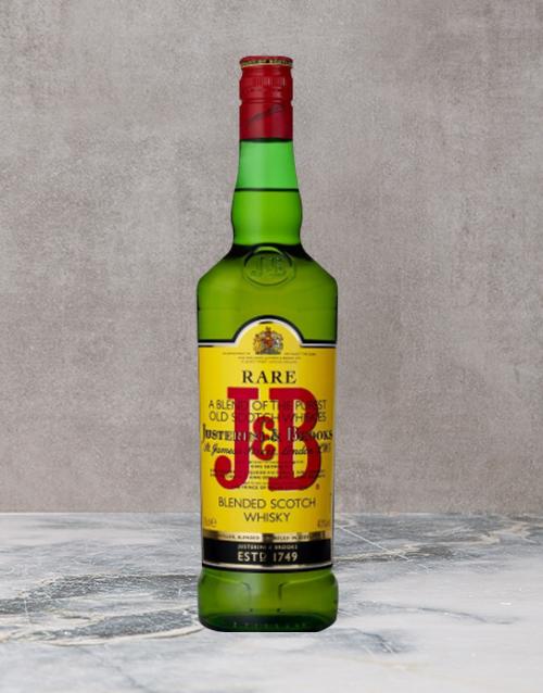 spirits: J & B Rare 1L!