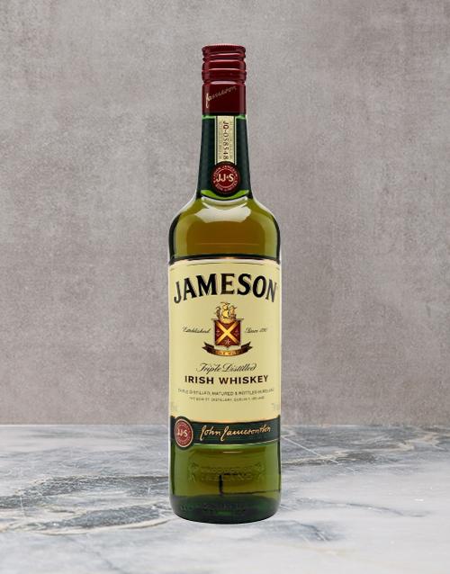 spirits: Jameson Irish 750Ml!