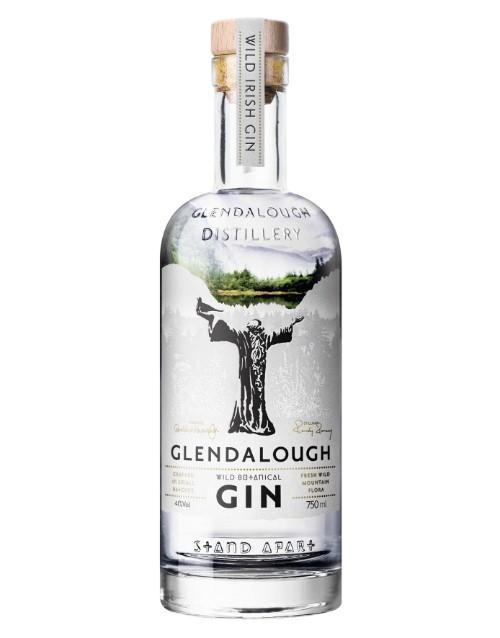 spirits: GLENDALOUGH WILD BOTANICAL GIN 750ML !