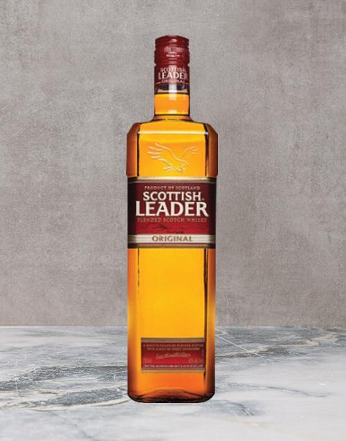 spirits: Scottish Leader 750Ml!