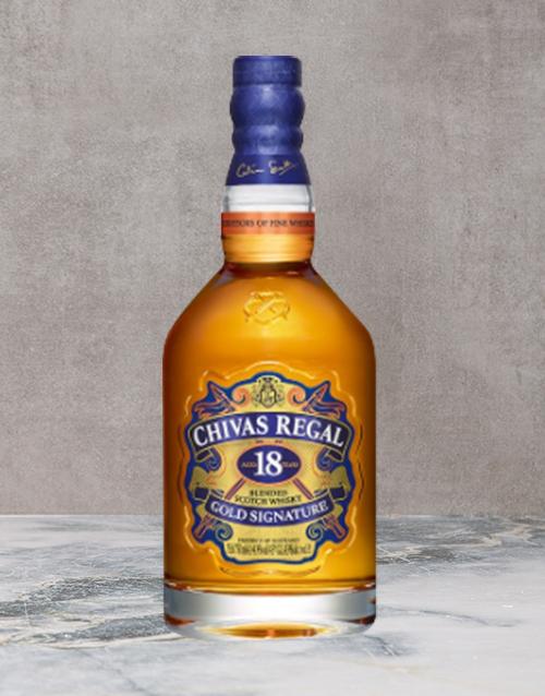spirits: Chivas Regal 18Yr 750Ml!
