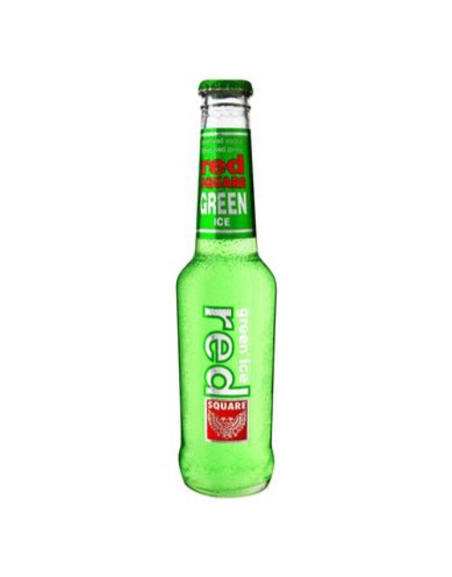 spirits: RED SQUARE GREEN ICE 275ML !