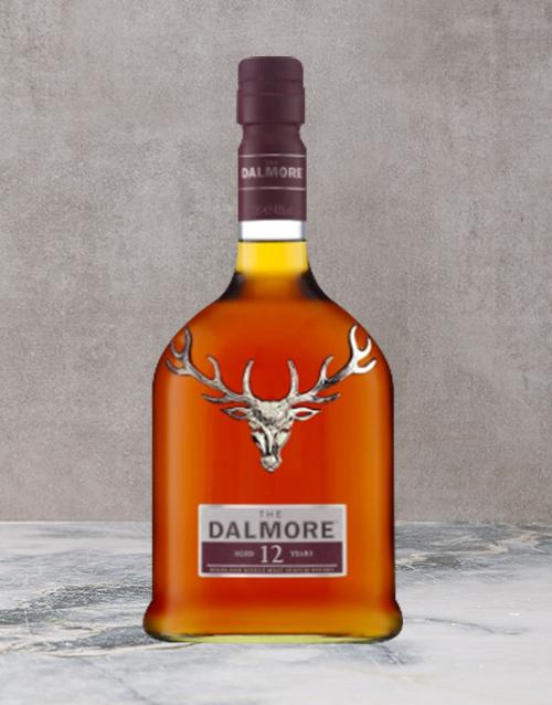 spirits: Dalmore Single Malt 12Yr 750Ml!