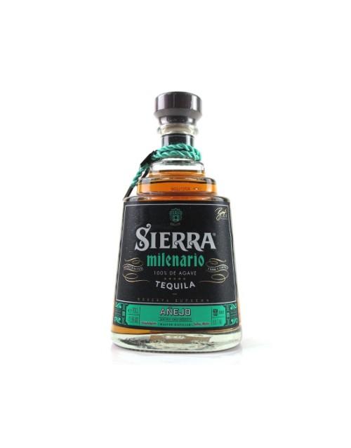 spirits: SIERRA MILENARIO ANEJO TEQUILA 750ML !