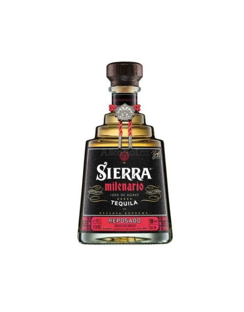 spirits: SIERRA MILENARIO REPOSADO TEQUILA 750ML !