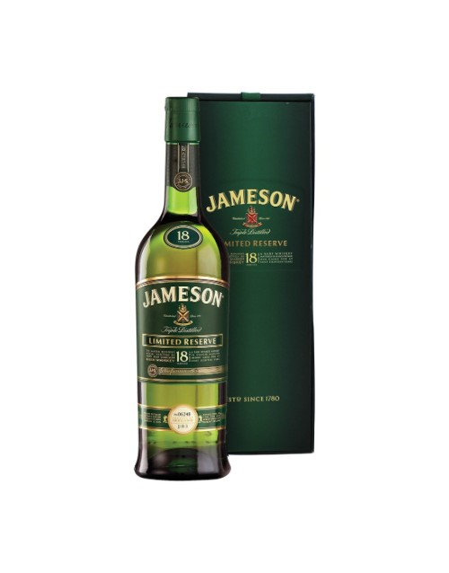 spirits: Jameson 18Yr Old 750Ml!