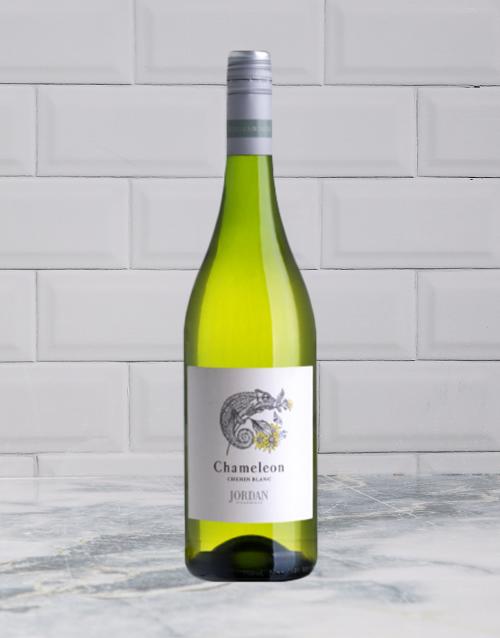 wine: JORDAN CHAMELEON CHENIN BLANC 750ML X1!