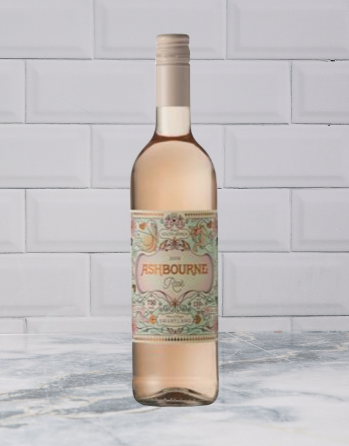 wine: ASHBOURNE ROSE 750ML X1!