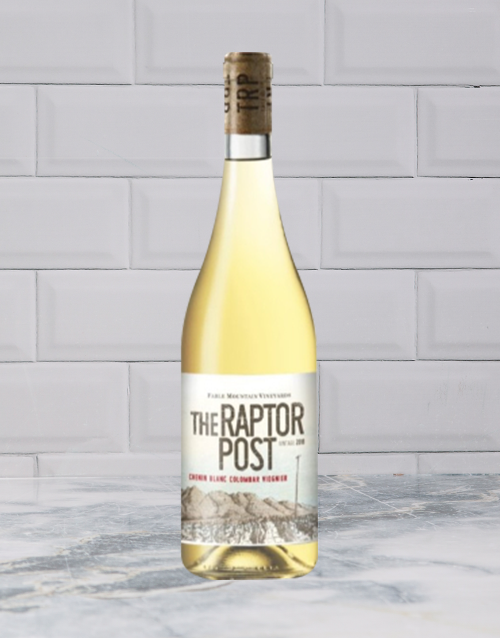 wine: FABLE THE RAPTOR POST WHITE BLEND 750ML X1!