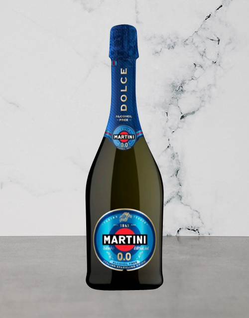 wine: MARTINI 0.0 Percent SPW 750ML X1!
