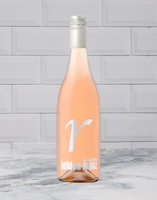 wine: HOLDEN MANZ ROTHKO ROSE 750ML X1!