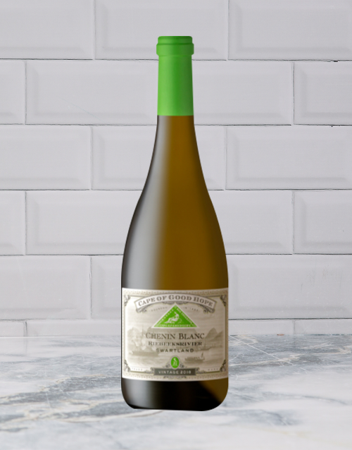 wine: CAPE OF GOOD HOPE RIEBEEKSRIVER CHENIN BL 750ML X1!