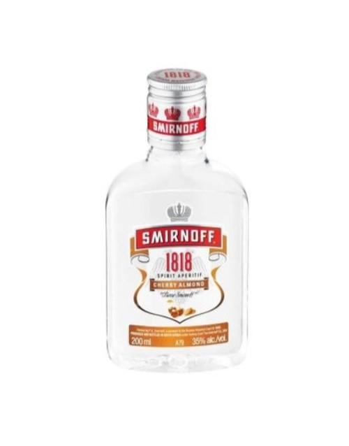 spirits: SMIRNOFF 1818 CHERRYALM 750ML X1!