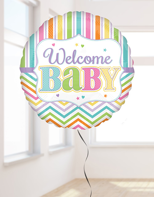 balloon: Baby Brights Balloon!