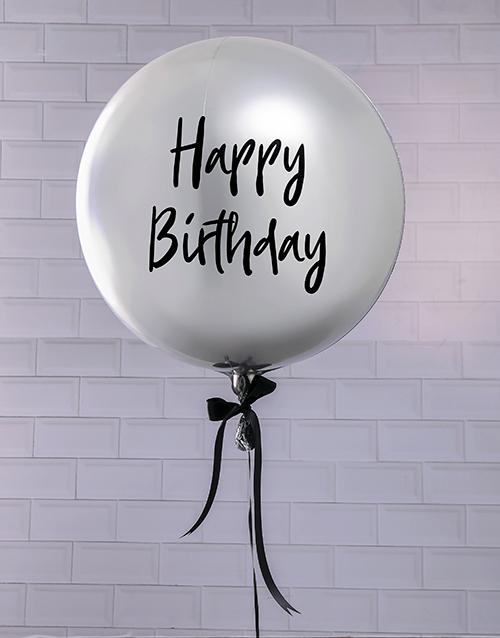 balloon: Prosecco Celebrations Balloon Gift!