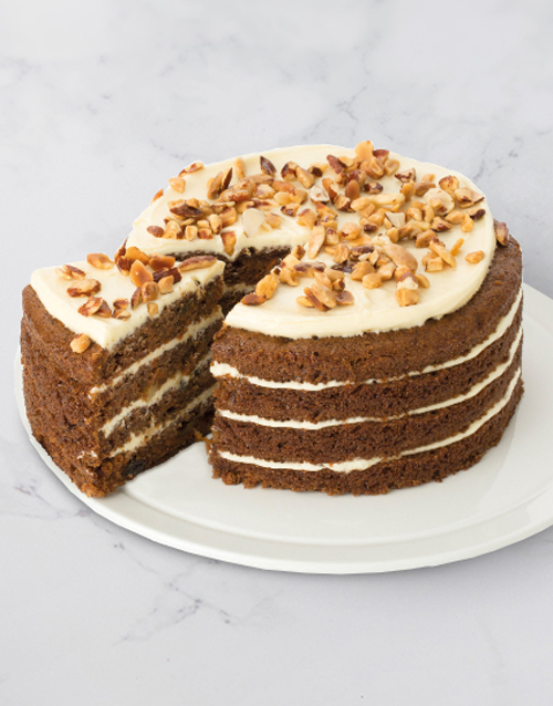 mothers-day: Chateau Gateaux Swiss Carrot Cake!