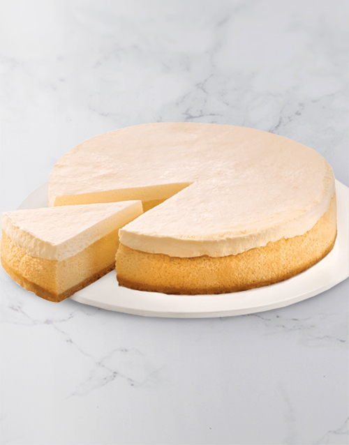 fathers-day: Chateau Gateaux Andreas Baked Cheesecake!