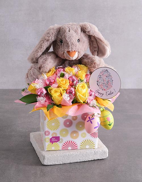 edible-arrangments: Easter Lindt Box!